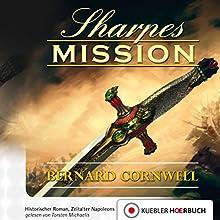Sharpes Mission (Sharpe-Serie 7) Hörbuch von Bernard Cornwell Gesprochen von: Torsten Michaelis