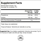 Swanson 98% Pure Monosodium Phosphate 4 Ounce