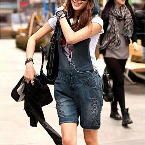 Pantalones Pantalones Ocio Estilo Vaqueros Suelto Alta Yoga Cintura Jeans de Cintura Cordón de de ASHOP Leggings Pantalón Boho Azul Mujer Oscuro Fitness Impreso de rwqYtXr