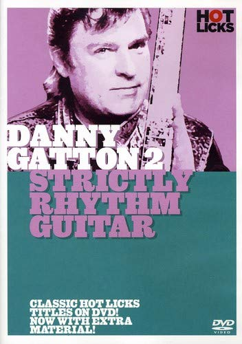 Danny Gatton: Strictly Rhythm Guitar ()