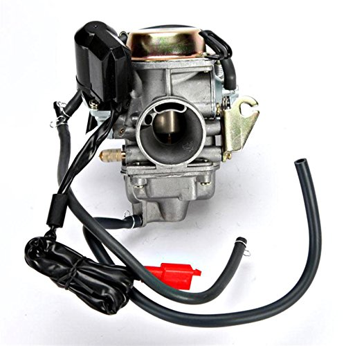 Innoglow Motorcycle Carburetor 150cc Scooter Roketa SUNL Go - Scooter Carburetor 150cc