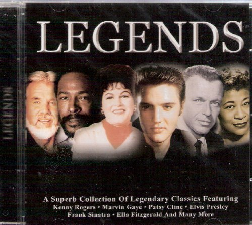 Tony Bennett Frank Sinatra (Legends: Various Artists- Frank Sinatra, Bing Crosby, Ella Fitzgerald, Marvin Gaye & Many More!)