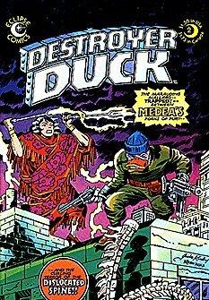 - Destroyer Duck (1982 series) #2