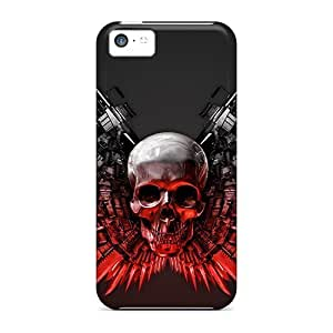 Awesome SXnaCwS6571ubMQq Jesussmars Defender Tpu Hard Case Cover For Iphone 5c- The Expendables Weapons
