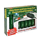 Twist and Seal Holiday Light Safety, Combo Pack: more info