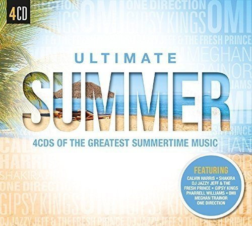 VA-Ultimate Summer-4CD-FLAC-2016-NBFLAC Download