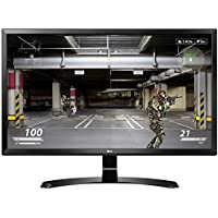 2017 Flagship LG 27-Inch 4K UHD (3840 x 2160) IPS Gaming Monitor - Freesync, On-Screen Control, Screen Split, Game Mode & Black Stabilizer, HDMI, Display Port, HDCP, My Display Presets
