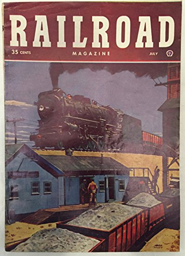 Railroad Magazine July 1951 East Broad Top Railroad