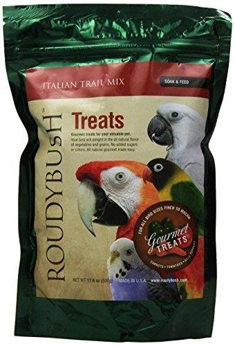 Roudybush Soak - Roudybush Italian Trail Mix Soak and Feed Bird Food, 17.6-Ounce by RoudyBush