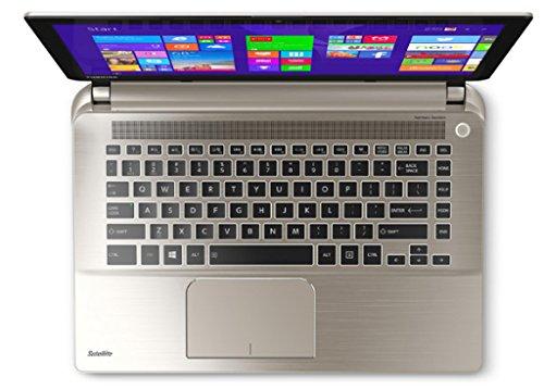 Toshiba Satellite E45-B4200 14in.  Notebook/Laptop - Gold