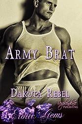 Army Brat (Erotic Gems)