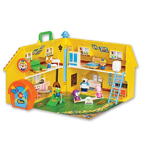 Iconix Happy Pororo House Korea toy by Iconix Happy Pororo House