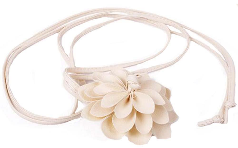 White Belt Decoration Waist String