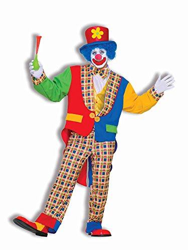 Forum Novelties Happy Clown - Adult