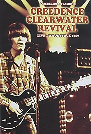 Creedence Clearwater -Revival Woodstock [DVD]: Amazon co uk