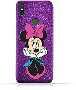 Xiaomi Mi 8 SE TPU Soft Protective Silicone Case with Minnie Mouse Lovely Smile Design