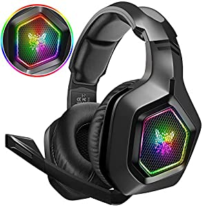 DIZA100 Gaming headset for PS4...