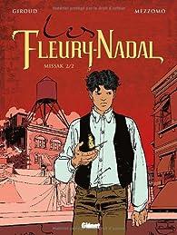 Les Fleury-Nadal. Tome 6 : Missak par Frank Giroud