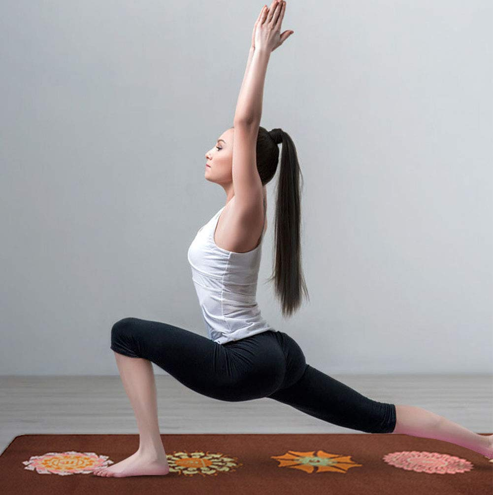 Amazon.com: YINUO - Esterilla de yoga plegable de 0.197 in ...