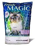 Fresh Magic Crystal Litter- 8 bags @ $12.99 each, 64 lbs
