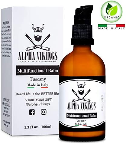 Alpha Vikings Non Greasy Manageable Supports