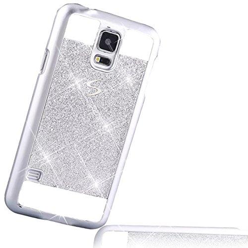 12 opinioni per Sunroyal® Classico Custodia per Samsung Galaxy S5 S V S5 Neo GT-I9600 Elegante