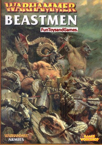 Beastmen Army Book (Warhammer Armies)
