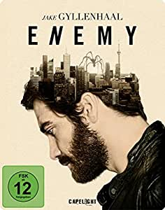 Enemy - Steelbook [Blu-ray] [Limited Edition] [Alemania]