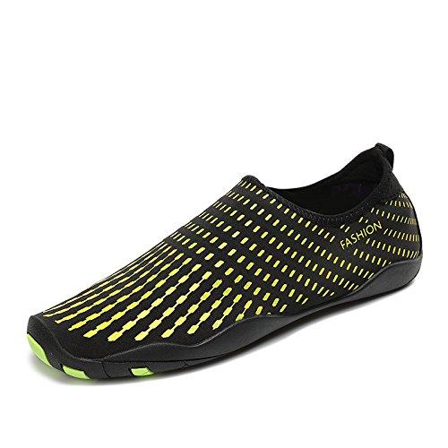 playa suave Zapatos de de natación rojos buceo zapatos Lucdespo rafting luz rápido secado zapatos buceo de rafting y piel de zapatos respiración la Tipo SfY6xAAw