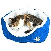 MFEIR Cuccia Cane Interno cuscini per cani Divano Letto per Cane gatto Pet Animali,BLU,Piccolo