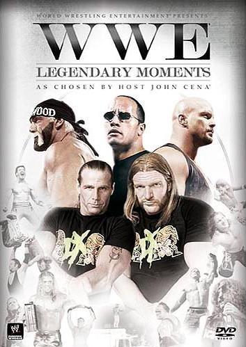 WWE: Legendary Moments