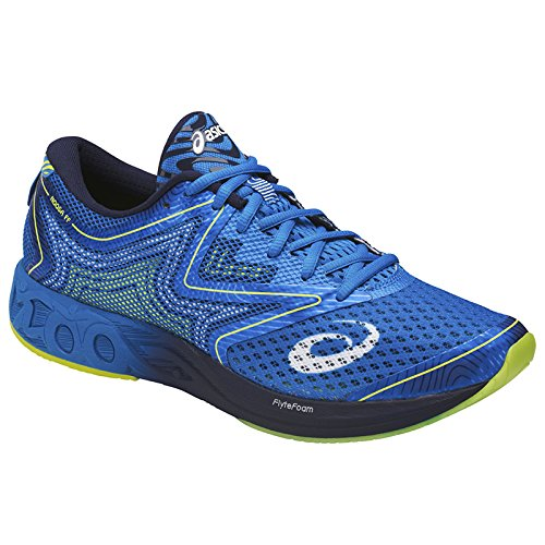 Asics Noosa FF Scarpe Uomo Electric Blue/Peacot/Energy Green