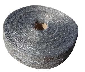 Mercer Abrasives 454VRYFIN-6 5-Pound Steel Wool Reels, 00 - Very Fine Grade, 6-Pack