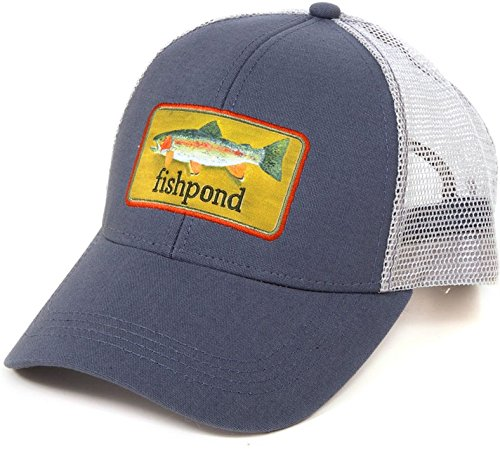 Fishpond Fly Fishing Rainbow Trout Trucker Hat