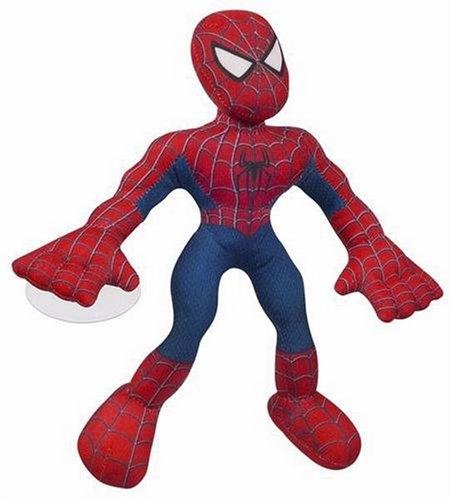 Spider Man 3 Hasbro - Spider-Man Super Wall Clinger Spider-Man Red