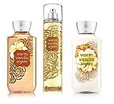 Bath & Body Works Warm Vanilla Sugar Body Set