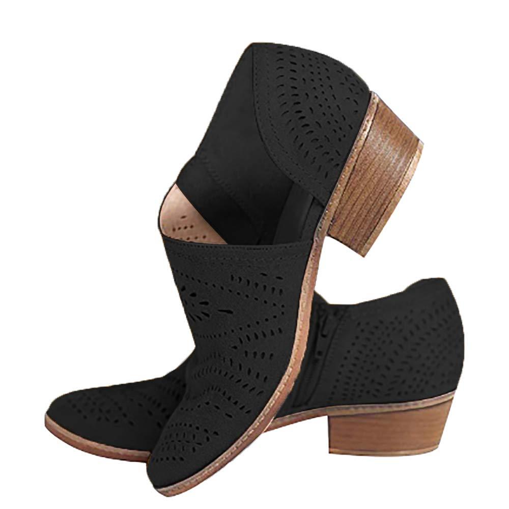 New-black Blivener Men's Casual Handmade Driving shoes Slip on Loafer