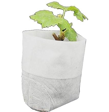 Amazon.com: AODEW - 500 bolsas para guardería no tejidas ...