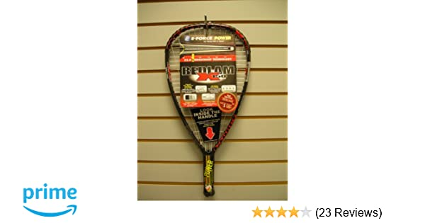 Amazon.com : E-Force Bedlam X150 Racquetball Racquet : Racquetball Rackets : Sports & Outdoors