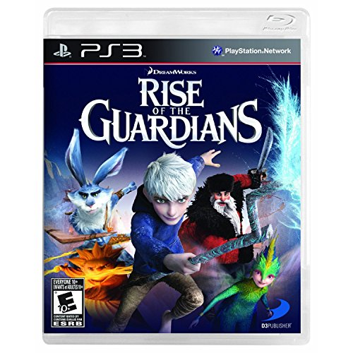 Rise of the Guardians: The Video Game - Playstation 3 (Ps3 Games Guardian)