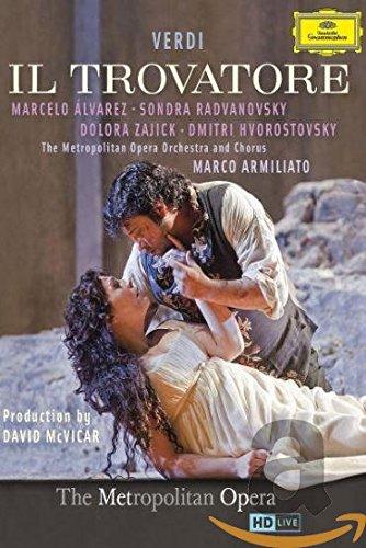 G. Verdi - Verdi: Il Trovatore (Blu-ray)
