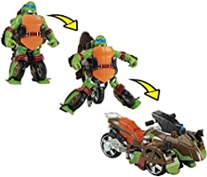 TMNT Teenage Mutant Ninja tortugas transformado en el ...