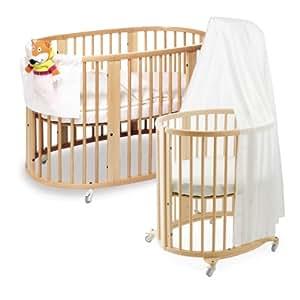 Oval Bassinet Bedding Sets