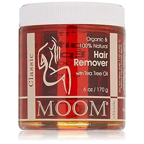 Amazon.com: Moom - Kit de eliminación de pelo orgánico ...