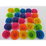 Neon-Rainbow-Paper-Flowers-Set-of-24-15-Roses-80s-Theme-Birthday-Party-Decorations-Unicorn-Themed-Kid-Event-Baby-Shower-Table-Ideas