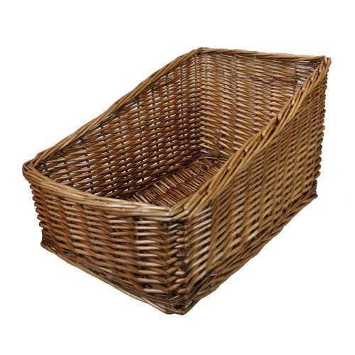 The Lucky Clover Trading Granata Display & Storage Incline Basket, Medium Slim