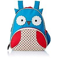 """Mochila para niños pequeños Skip Hop, 12 """"Owl School Bag, Multi"""