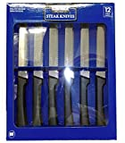 Daily Chef Food Service Steak Knives Box of 12