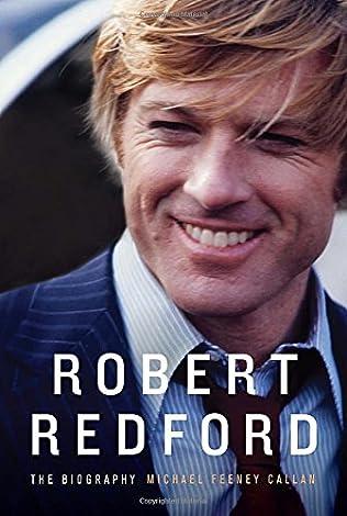book cover of Robert Redford