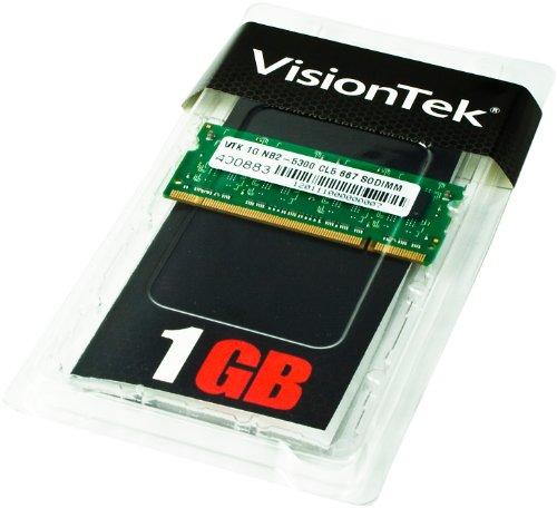 (VisionTek 1G NB2-5300 CL5 667 200-Pin DDR2 SODIMM Notebook Memory (900465))
